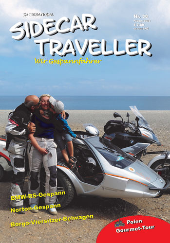 "Single Issue ""Sidecar Traveller"" Nr. 36"