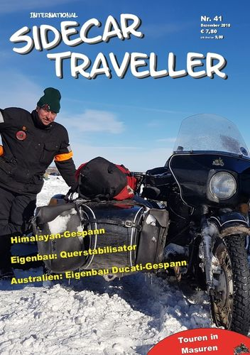 "Single Issue ""Sidecar Traveller"" Nr. 41"
