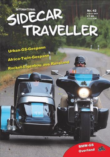 "Single Issue ""Sidecar Traveller"" Nr. 42"