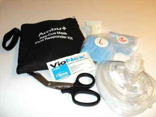 Ambu Res-Cue Mask First Responder KIT