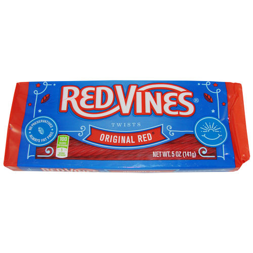 Red Vines® Original Red® Candy Twists, 141 g, 5 oz.