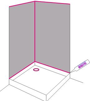 beton mineral resinence fugenlose designer spachtelmasse m rtel spachtel masse ebay. Black Bedroom Furniture Sets. Home Design Ideas