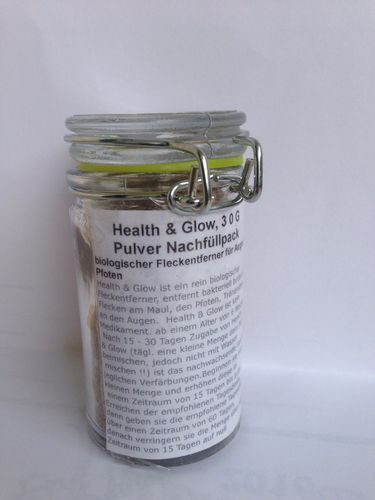 Nachfüllpack Health & Glow ( Clean Eyes)