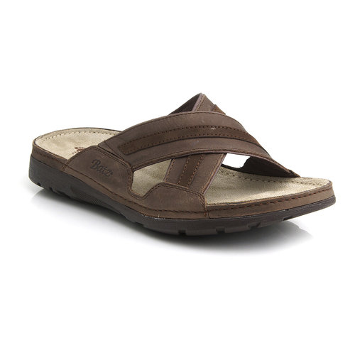 Batz ALEX slippers brown