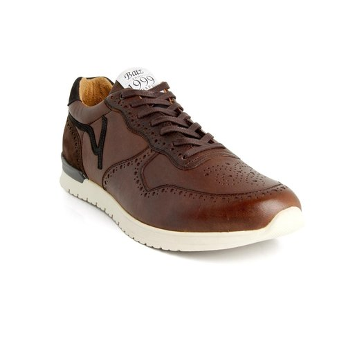 Batz KARZO laced shoes dark brown