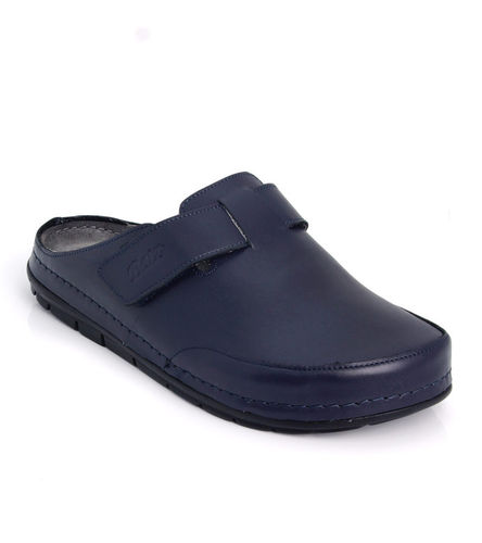 Batz ZOLTAN velcro slippers navy