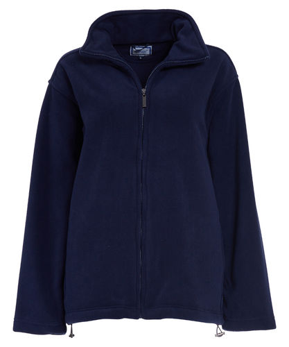 MALMÖ Damen High Tech Micro Fleece Jacke