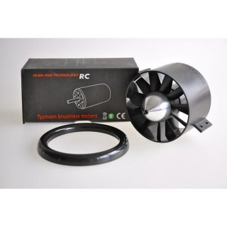 Midi Fan evo Impeller / HET 650-68-1340
