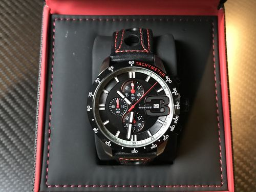 Chronograph OZ Racing