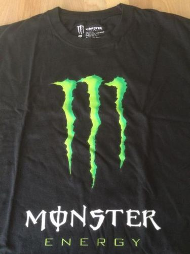 "T-Shirt ""Monster Energy"" OEM"