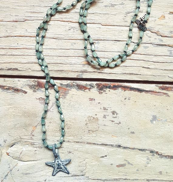kette star green - icon