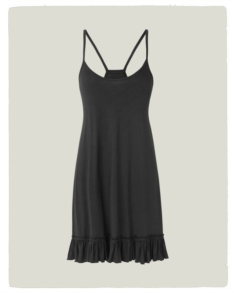 kleid  need love in schwarz - comfy