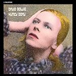 Bowie, David - Hunky Dory Limited Edition Gold Vinyl LP