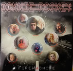 "Ronnie Rocket - Firemachine 7"" Ltd"