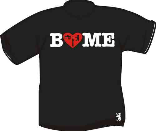T-Shirt  Berlin love Me