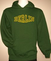Berlin-Kapuzen-Jacken-Sweats (Hooded Sweats)