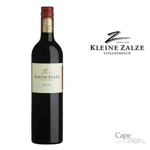 "KLEINE ZALZE Merlot ""Cellar Selection""2017"
