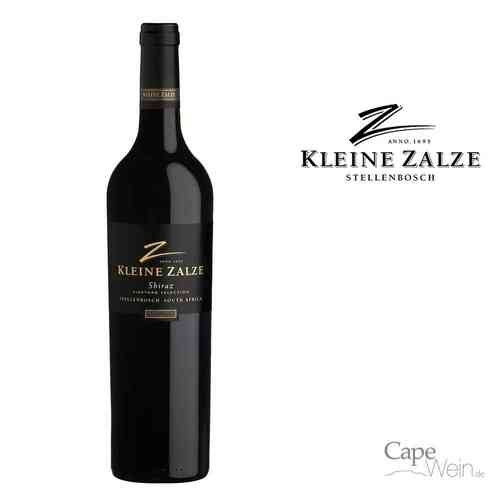 "KLEINE ZALZE Shiraz ""Vineyard Selection""2016"