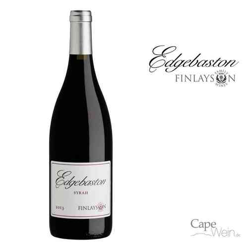 EDGEBASTON Syrah 2014
