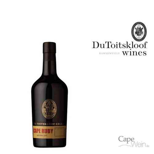 DU TOITSKLOOF Cape Ruby 2010