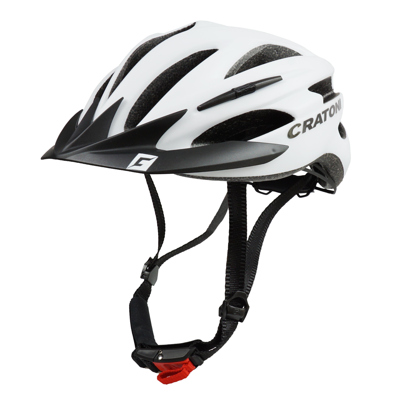 cratoni pacer fahrradhelm radhelm helm in diversen farben. Black Bedroom Furniture Sets. Home Design Ideas