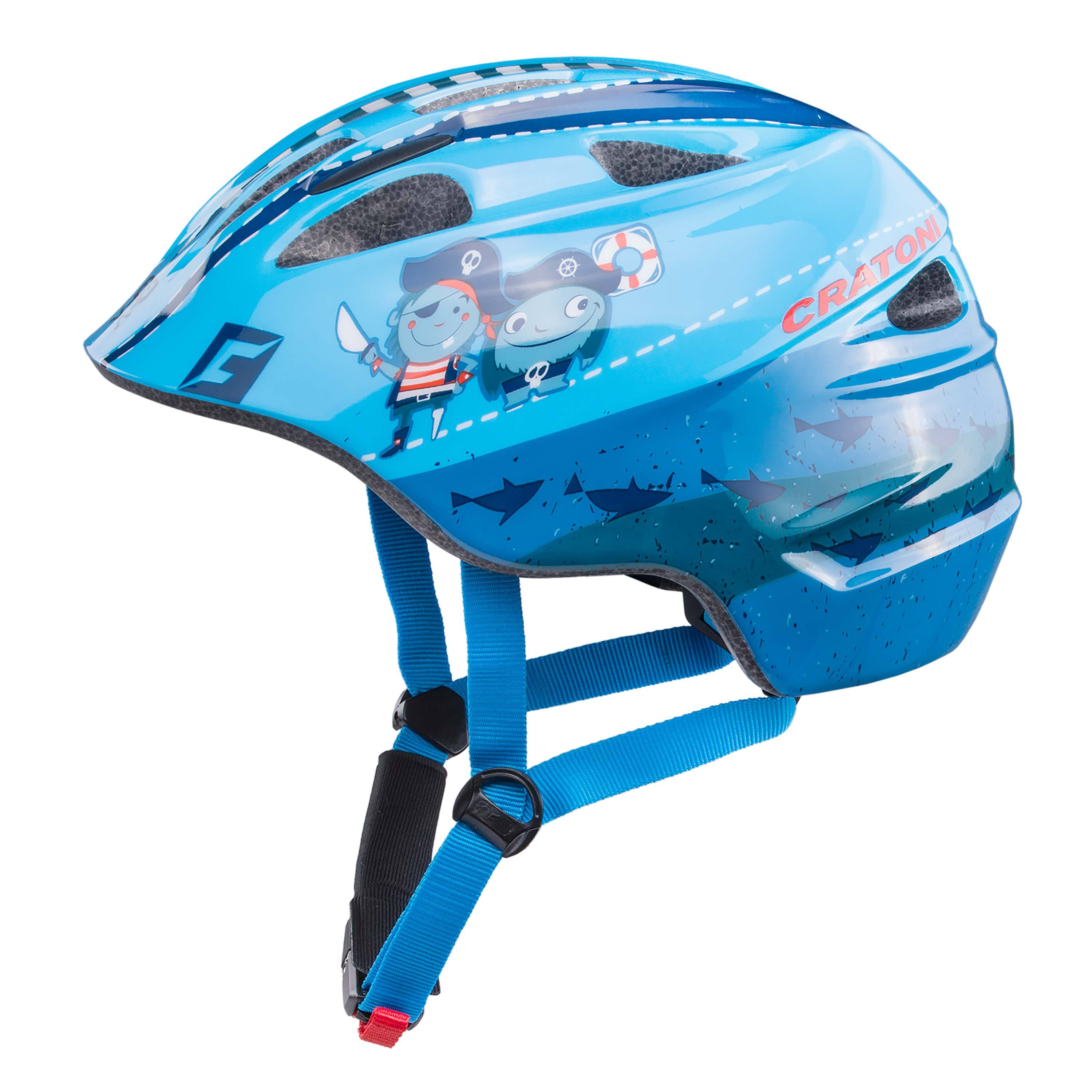 fahrradhelm f r kinder cratoni akino kinderfahrradhelm mit tollen motiven ebay. Black Bedroom Furniture Sets. Home Design Ideas