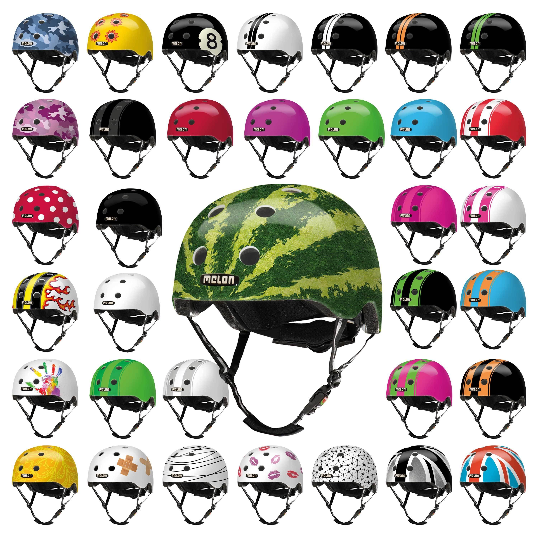 bmx fahrradhelm skatehelm melon urban active alle. Black Bedroom Furniture Sets. Home Design Ideas