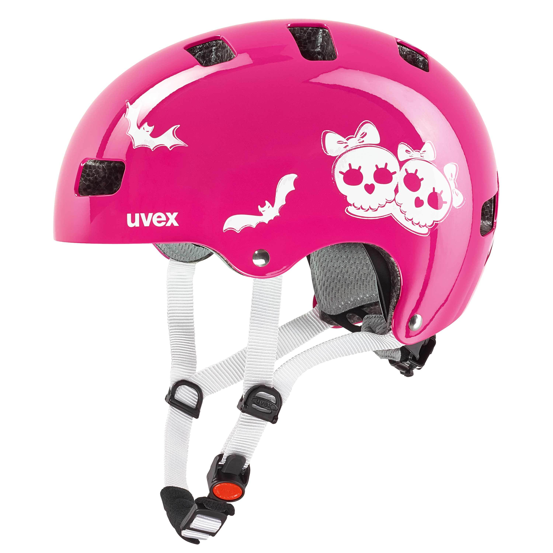 Uvex kid 3 Fahrradhelm fuer Kinder Kinderhelm Kinderfahrradhelm