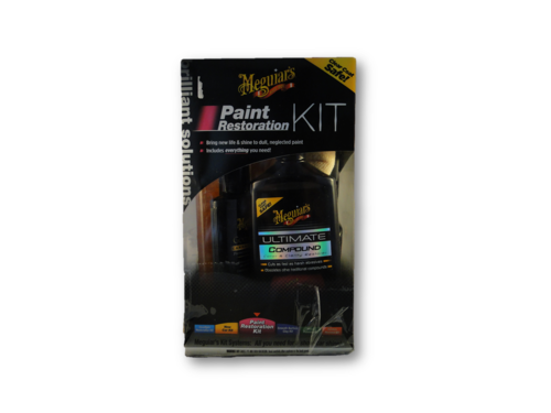 Meguiar's Paint Restoration Kit Set