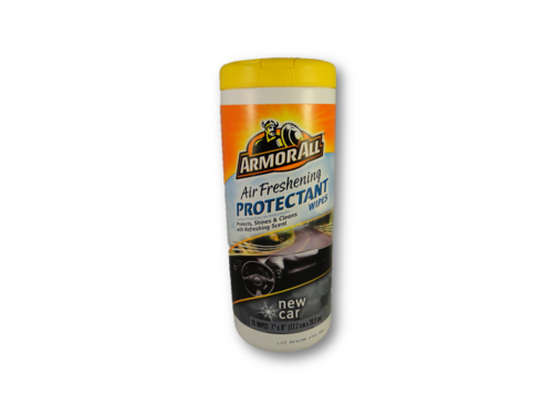 ArmorAll Protectant Wipes New Car 25 Stück