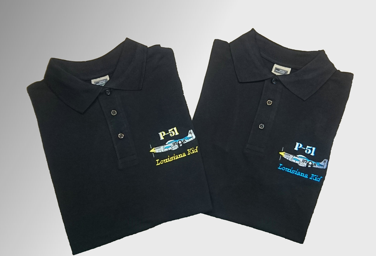 "Poloshirt ""Louisiana Kid"""