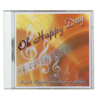 CD 'Oh Happy Day'